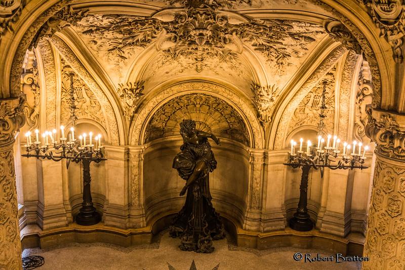 Opera House Statue