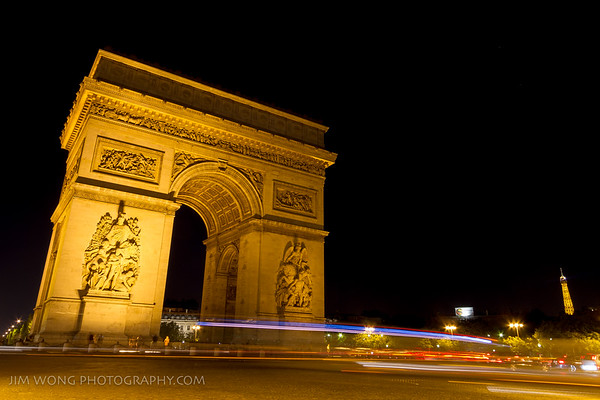 Arc de Triomphe III, Paris