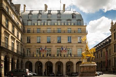 Hotel Regina,