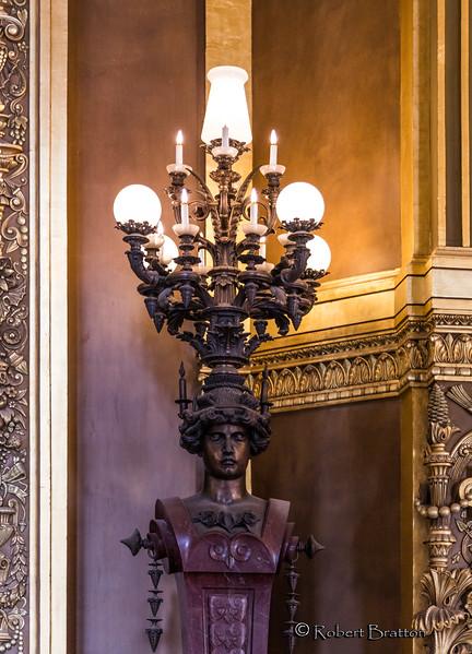 Opera House Floor Lamp