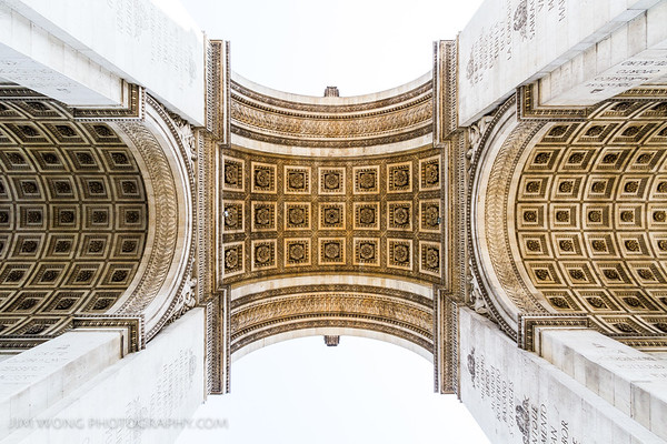 Arc de Triomphe I, Paris