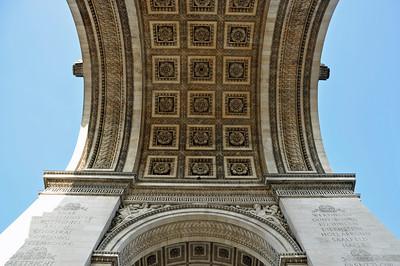 © Felipe Popovics Arc de Triomphe
