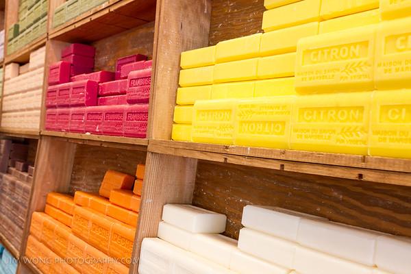 Soap, Paris