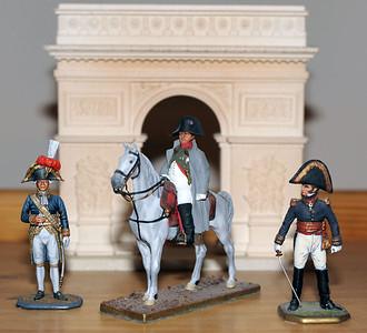 Napoleon and generals