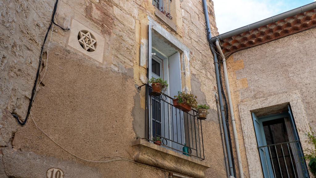 Pezenas in the South of France: Jewish Ghetto