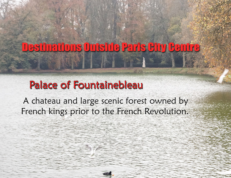 Palace of Fountainebleau