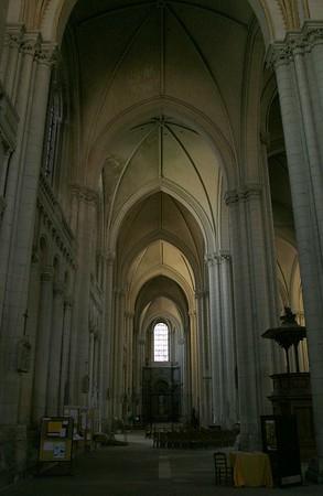 North Side Aisle, La Cathédrale Saint-Pierre, Poitiers