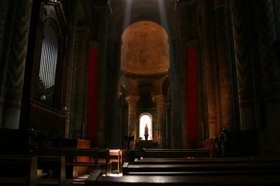 L'église Notre-Dame-la-Grande, Poitiers