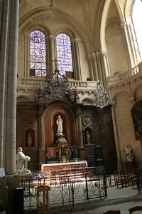 North Transcept, La Cathédrale Saint-Pierre, Poitiers