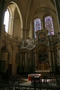 South Transcept, La Cathédrale Saint-Pierre, Poitiers