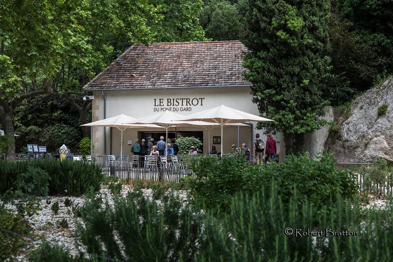Le Bistrot at Du Pont du Gard