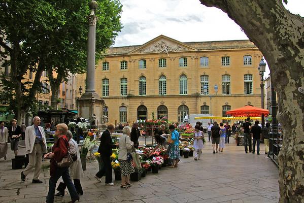 Provence Les Alpilles May/June 2011