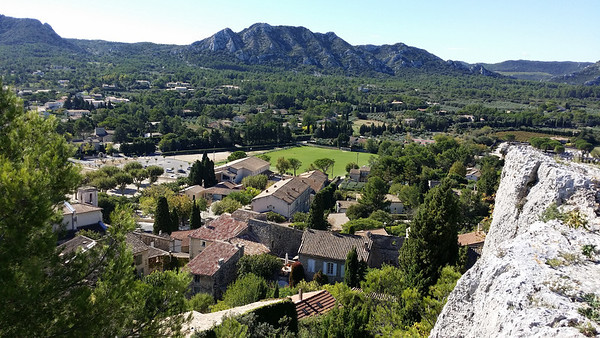 Provence: The Alpilles by Stephen S. 10/19/13
