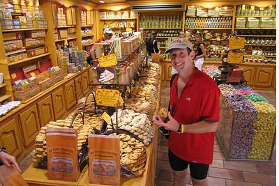 Bakery in Les Baux