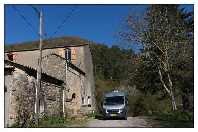 Camper trip 2017 - Provence and Languedoc