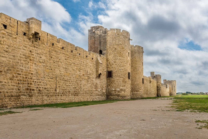 Medieval Walled Town