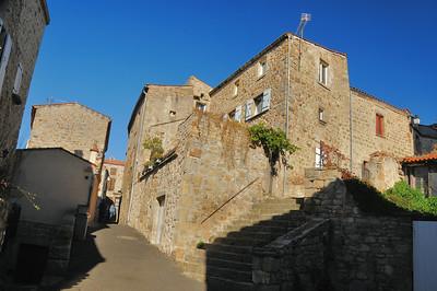 Montpeyroux - Rue du Donjon