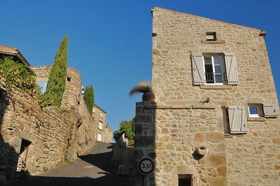 Montpeyroux - Rue de la Poterne