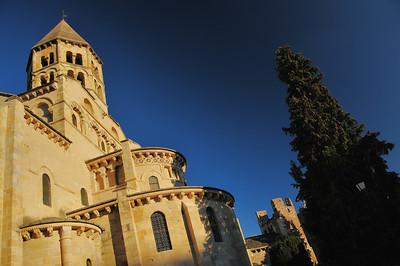 Saint-Saturnin - Eglise Notre-Dame et chapelle Saint-Magdeleine