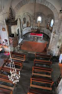 Eglise Saint-Blaise de La Godivelle