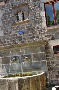 Besse-en-Chandesse - Rue de l'Abbé Blot - La Poterne