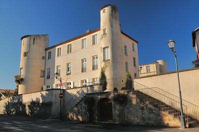Plauzat - Château-mairie
