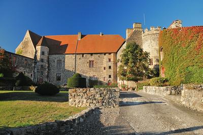 Château de Saint-Saturnin