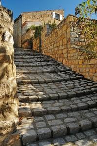 Montpeyroux - Montée des Romains