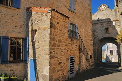 Montpeyroux - Rue de la Grande Charreyre