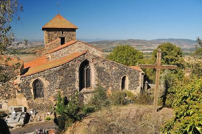 Usson - Eglise Saint-Maurice