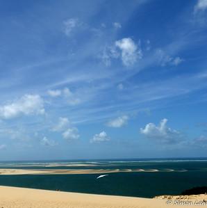 Pyla Sand Dunes, Arcachon, France