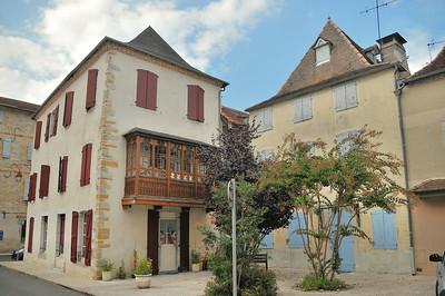Navarrenx - Place de la Liberté