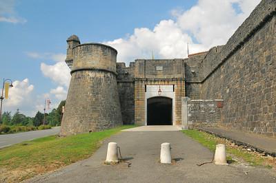 Remparts de Navarrenx - Porte Saint-Antoine