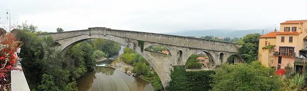 Céret - Pont du Diable