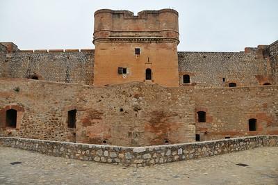 Fort de Salses - Donjon ou tour de l'Hommage