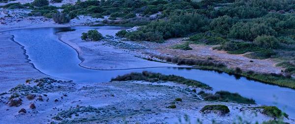 Desert des Agriates (Corse - Balagne) : entre mer et monts