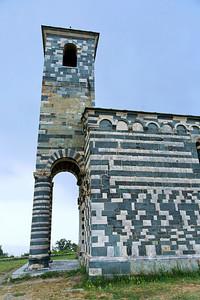 Eglise San Michele de Murato (Corse - Balagne)