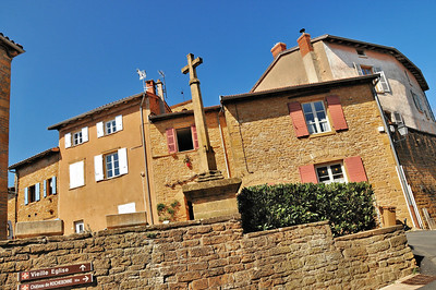 Theizé - Le Bourg
