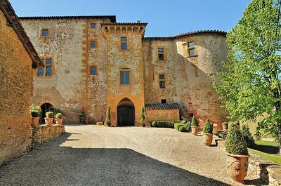 Château de Rapetour