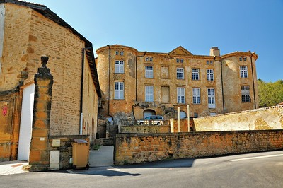 Theizé - Château de Rochebonne