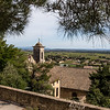 Looking out From Roussillon
