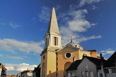 Givry - Eglise Saint-Pierre-et-Saint-Paul