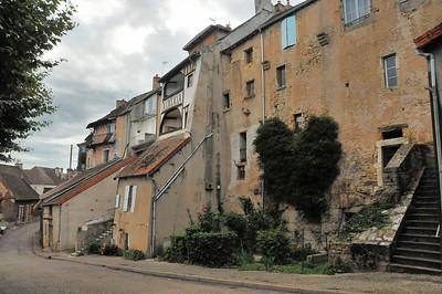Buxy - Rue des Fossés