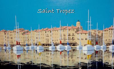 Saint Tropez by the Sea