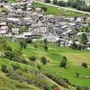 Bonneval-sur-Arc, aux premiers lacets du col de l'Iseran
