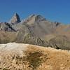 Col du Galibier - Aiguille Méridionale d'Arve (3.514 m), aiguille d'Argentière