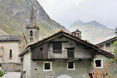 Bonneval-sur-Arc - Levanna occidentale (3.593 m), Levanna centrale (3.619 m)