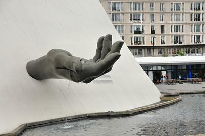 Le Havre - Espace Oscar Niemeyer