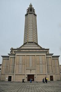 Le Havre - Eglise Saint-Joseph