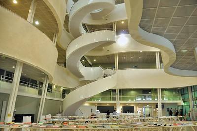 Le Havre - Bibliothèque universitaire